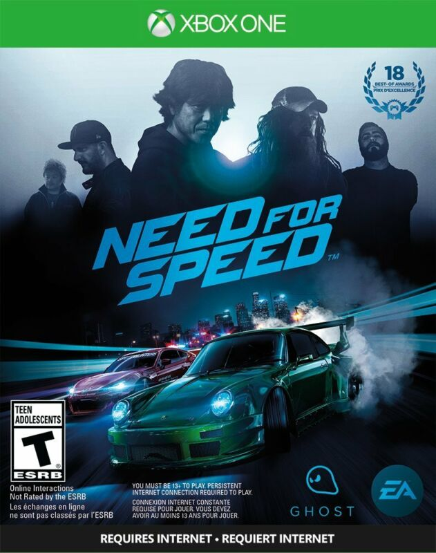 Need for Speed PlayStation 4 36861