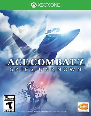Ace Combat 7 Skies Unknown - Xbox One (XB1) - Brand New - Free Shipping