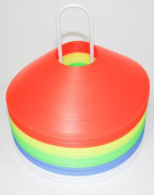 30 X Spokey Makierungskegel Post Conos Piña Set ,6cm, Colorido