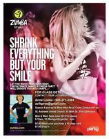 Ring in Spring in our Zumba class!