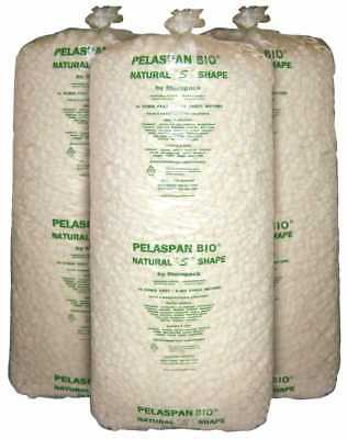 Packing Peanuts 14 Cubic Feet  Biodegradable Local Pickup Only - Memphis Tn