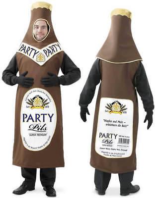 - Bier Kostüm