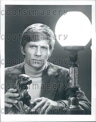 1971 Actor Gary Collins in 1970s TV Show The Sixth Sense Press Photo