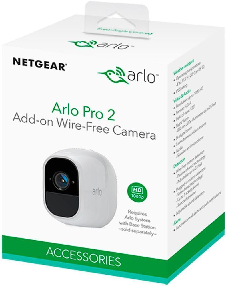 *BRAND NEW* Arlo - Pro 2 Add-On Security Wireless Camera - Weather Resistant