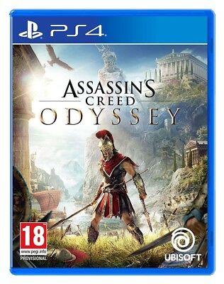 Assassins Creed Odyssey PS4 Spiel Uncut NEU OVP Assassin´s Creed Playstation 4