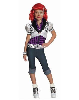 Monster High Operetta Girl's Costume with Wig - Size Medium](Operetta Costume)