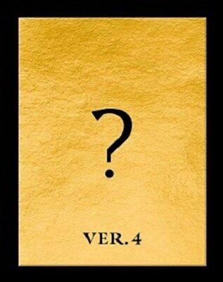 K-POP MONSTA X Mini Album [FANTASIA X] Ver.4 CD+108p Photobook+Photocard+Sticker