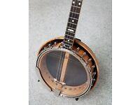 Bacon Style B (Short Scale) Tenor Banjo