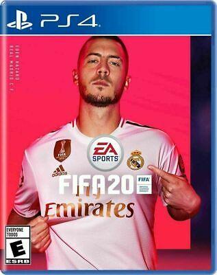 FIFA 20 - Sony PlayStation 4 - EA Sports FIFA 2020 PS4 Brand New Sealed