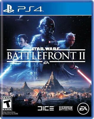 Star Wars Battlefront 2 - Sony PS4 - VGC