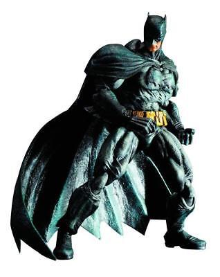 Batman Arkham City Batman Play Arts Kai Figure #4 DC Square Enix  for sale  Shipping to India