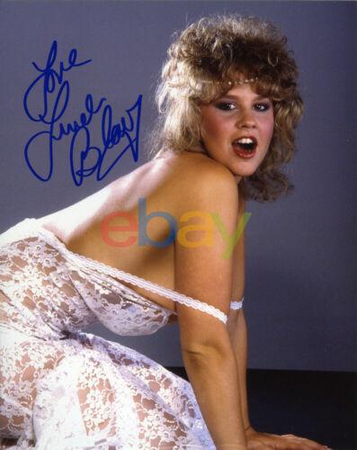 Linda Blair Signed 8x10 Autographed Photo reprint