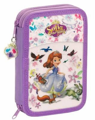 Sofia die Erste Federmäppchen Mäppchen Federmappe Federtasche Disney Prinzessin  ()