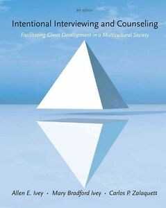 Intentional Interviewing and Counseling 8th Edition By Ivey 9781285065359 AC