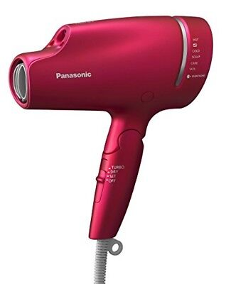 2018 NEW Panasonic Hair Dryer Nano Care Rouge Pink EH-NA9A-R