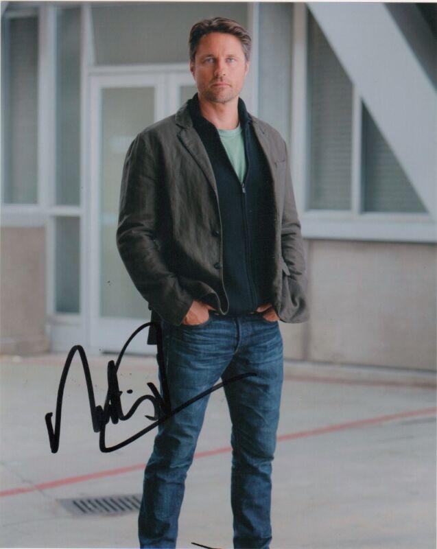 Martin Henderson Grey's Anatomy Autographed Signed 8x10 Photo COA #1