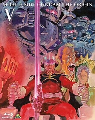 New Mobile Suit Gundam The Origin V Clash at Loum Limited Edition Blu-ray Japan