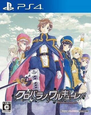 USED PS4 Kurobara no Valkyrie Black rose Valkyrie PlayStation 4