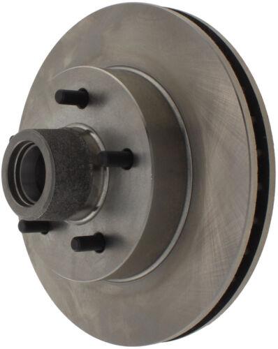 Disc Brake Rotor-C-TEK Standard Preferred Front Centric 121.66028