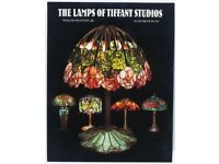 THE LAMPS OF TIFFANY STUDIOS ALASTAIR DUNCAN BOOK MIKE