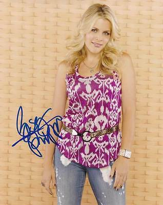 Busy Philipps In Person Authentic Autographed Photo Coa Sha  93958
