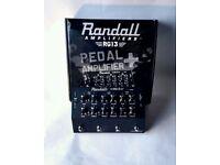 RARE RANDALL RG13 AMP PEDAL