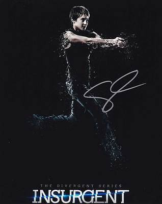 Shailene Woodley In Person Authentic Autographed Photo Coa Insurgent Sha  93531