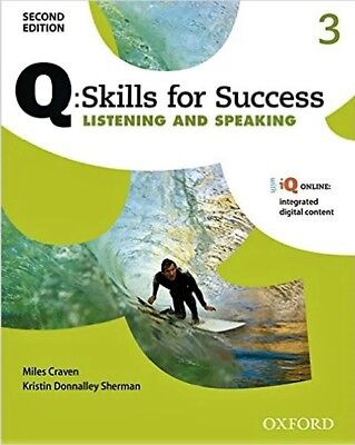 Q: Skills for Success Listening and Speaking Level 3 - 2nd