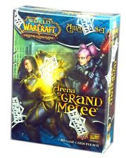 WOW World Of Warcraft TCG, Arena Grand Melee, Alliance Set, New