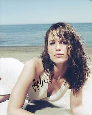 Jennifer Garner In Person Authentic Autographed Photo Coa Sha  34104