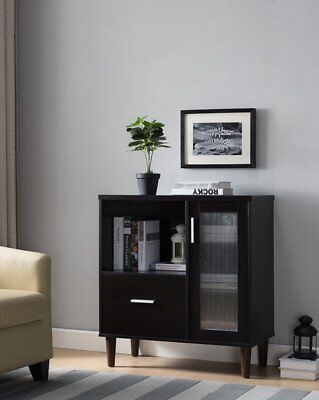 Ebern Designs Burleson Wooden 1-drawer Lateral Filing Cabinet