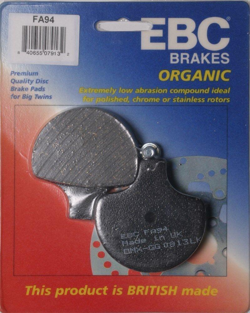 FA94 EBC Organic OE Quality Replacement Brake Pads One Pair