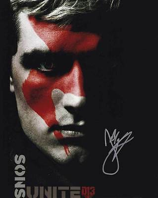 Josh Hutcherson In Person Authentic Autographed Photo Coa Sha  23208