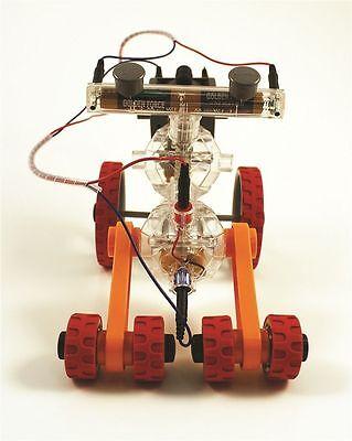 American Scientific IQ Key Perfect 600 Robotics DIY Kit with Teacher Guide