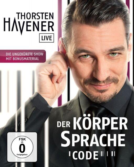 THORSTEN HAVENER - DER KÖRPERSPRACHE CODE  BLU-RAY NEU