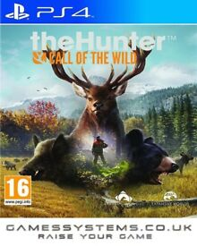 Get The Hunter: Call of the Wild on Xbox One & PS4 Brand New & Sealed for just £37.99!