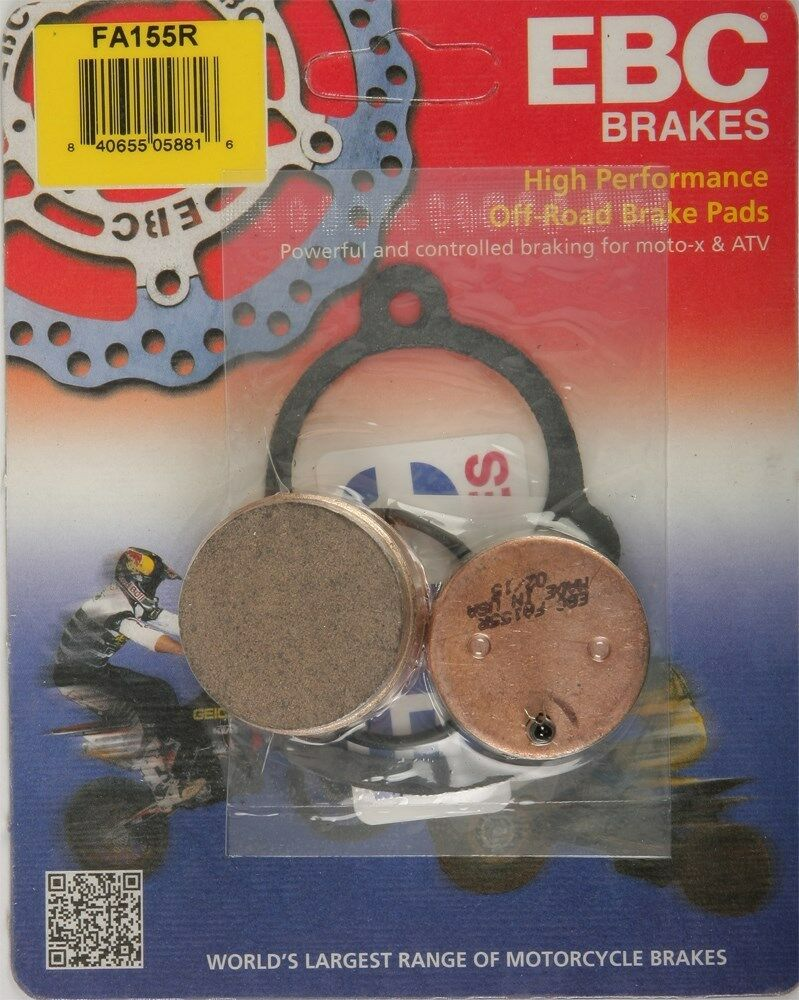 Front Rear Brake Pads For Yamaha YFS 200 Blaster YFS200 Brakes Free Shipping ATV