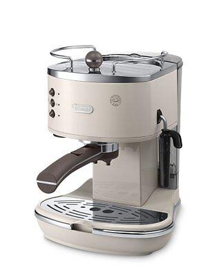 DeLonghi ECOV 311.BG Siebträger Espressomaschine Creme Kaffee 15 bar