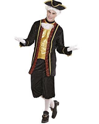 Karnevalskostüme Venezianischer Edelmann PS (Venezianischer Edelmann Kostüm)