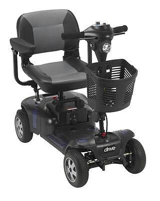 Drive Medical Phoenix Heavy Duty Power Scooter, 4 Wheel PHOENIXHD4 NEW