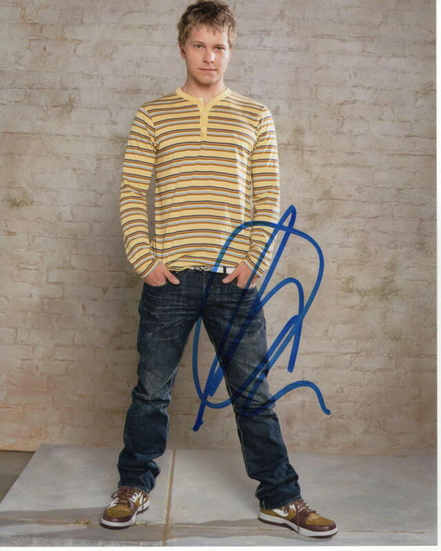 MATT CZUCHRY SIGNED AUTOGRAPH 8X10 PHOTO - LOGAN, GILMORE GIRLS, THE RESIDENT C