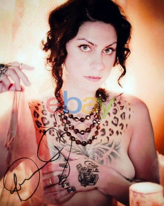 Danielle Colby-Cushman American Pickers Autographed 8x10 Photo reprint