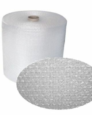 1 Roll Of Small Bubble Wrap Size 500mm x 100m Protective Cushioning Packaging