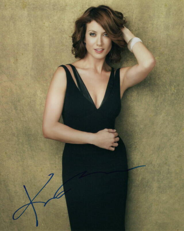KATE WALSH SIGNED AUTOGRAPH 8x10 PHOTO - GREY'S ANATOMY, PRIVATE PRACTICE BEAUTY