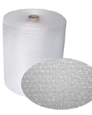 4 Rolls Of Small Bubble Wrap Size 600mm x 100m Protective Cushioning Packaging
