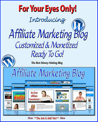 Affiliate Marketing Blog Website Self Updating Amazon