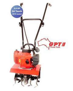 GPT 65CC THRASHER CULTIVATOR & TILLER ROTARY HOE-BEST PRICE Bundoora Banyule Area Preview