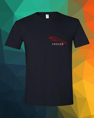 Jaguar Racing Pocket Design F-TYPE Formula-E Championship Black T-Shirt S - 3XL (Championship T-shirt Designs)