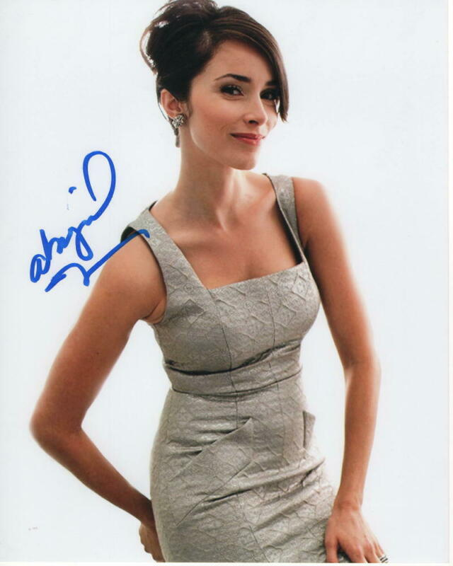 ABIGAIL SPENCER SIGNED AUTOGRAPHED 8X10 PHOTO - SEXY, HOT, SUITS, MAD MEN 3