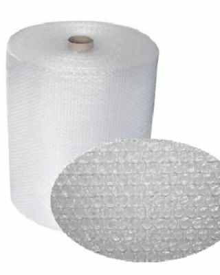 1 Roll Of Small Bubble Wrap Size 600mm x 100m Protective Cushioning Packaging